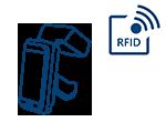 Leitores e terminais RFID
